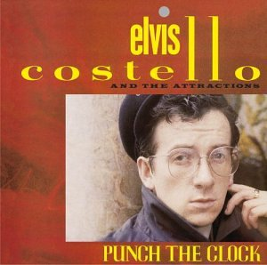 Cover ELVIS COSTELLO, punch the clock