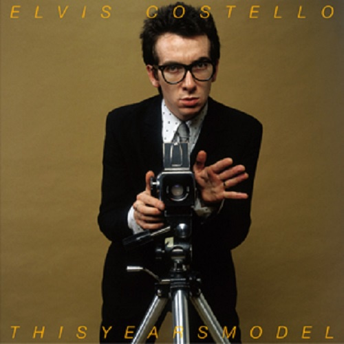 Cover ELVIS COSTELLO, this year´s model