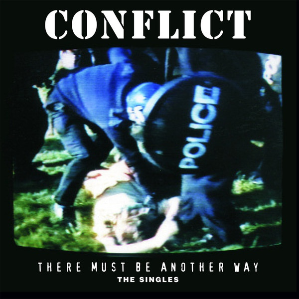 Cover CONFLICT, there must be another way - singles collection