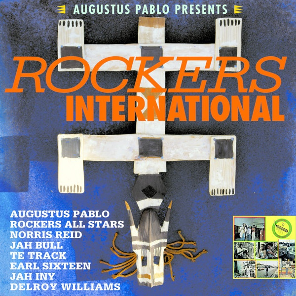 Cover AUGUSTUS PABLO, presents rockers international vol. 1