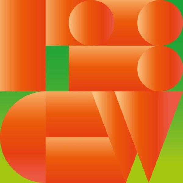 PANDA BEAR, crosswords ep cover