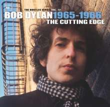 BOB DYLAN, best of the cutting edge 1965-1966 cover