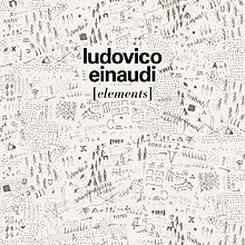 LUDOVICO EINAUDI, elements cover