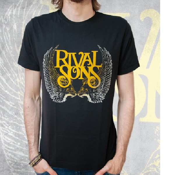 Cover RIVAL SONS, insignia