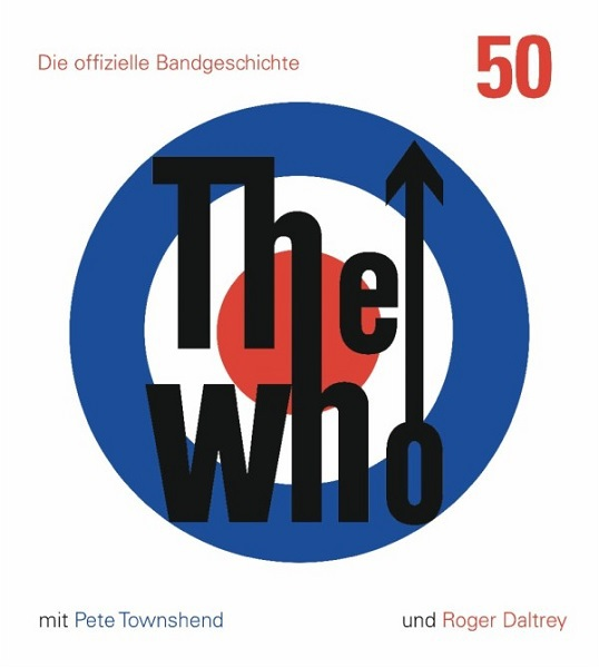 BEN MARSHALL, the who: 50 cover