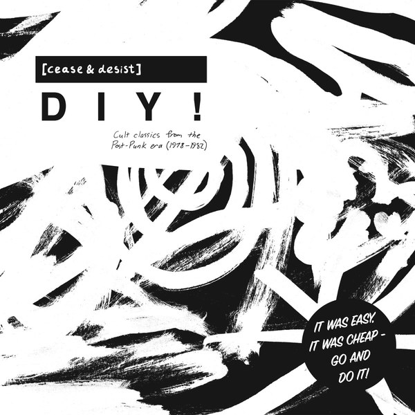 Cover V/A, cease & desist - diy!