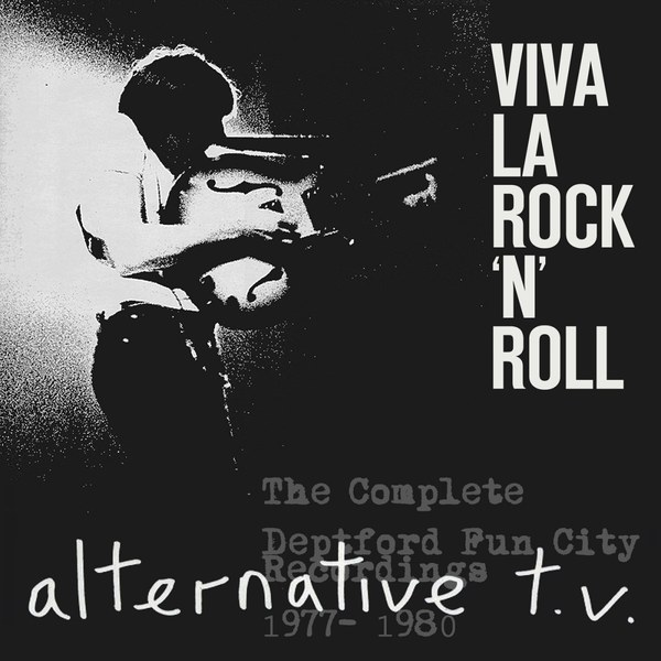 ALTERNATIVE TV, viva la rock´n roll cover
