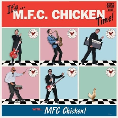 Cover MFC CHICKEN, it´s mfc chicken time