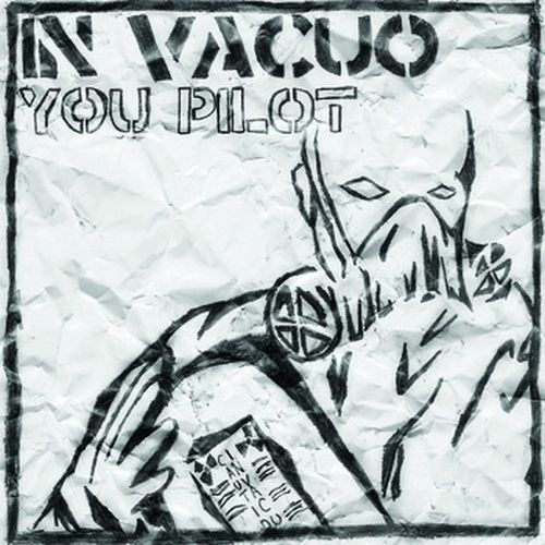 Cover IN VACUO, you pilot