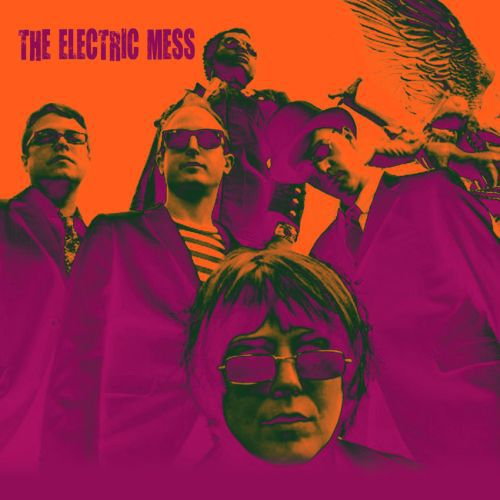 Cover ELECTRIC MESS, s/t
