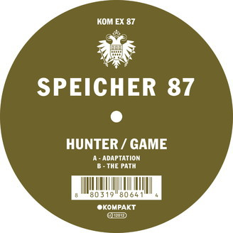 Cover HUNTER/GAME, speicher 87
