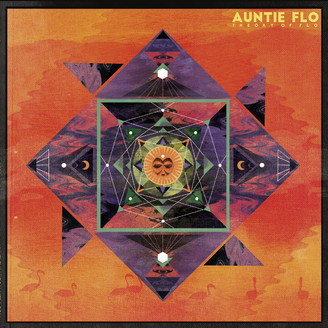 Cover AUNTIE FLO, theory of flow