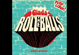 GIUDA, roll the balls cover