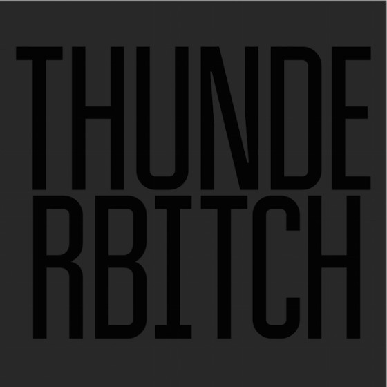 Cover THUNDERBITCH, s/t