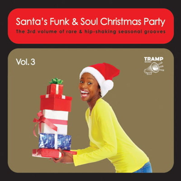Cover V/A, santa´s funk & soul christmas party vol. 3