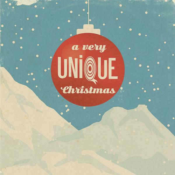 V/A, a very unique christmas cover