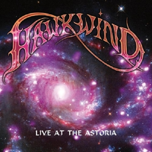 Cover HAWKWIND, live at the astoria