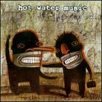 Cover HOT WATER MUSIC, fuel for the hate game