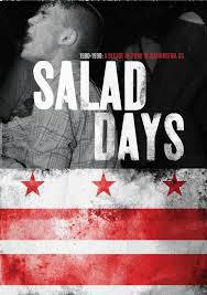 V/A, salad days: a decade of punk in washington, dc cover