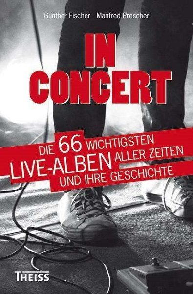 Cover MANFRED PRESCHER, in concert