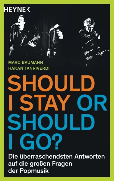 Cover MARC BAUMANN, should i stay or should i go