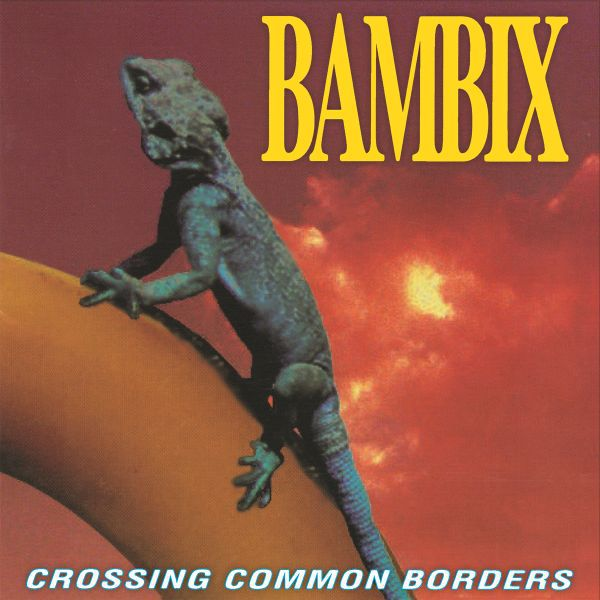 BAMBIX, crossing common borders cover