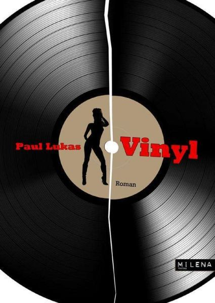 PAUL LUKAS, vinyl cover