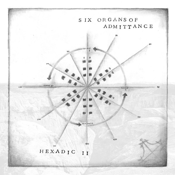 SIX ORGANS OF ADMITTANCE, hexadic II cover