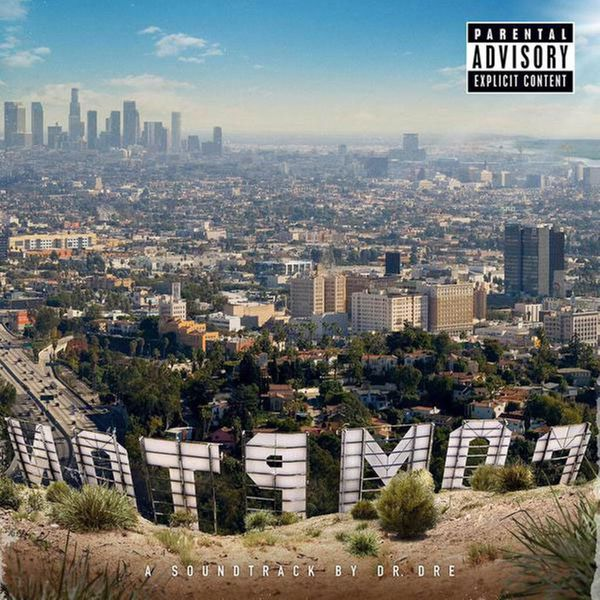 Cover DR. DRE, compton