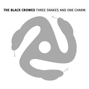 Cover BLACK CROWES, three snakes and one charm
