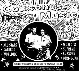 Cover V/A, coxsone´s music 1960-63 part 1