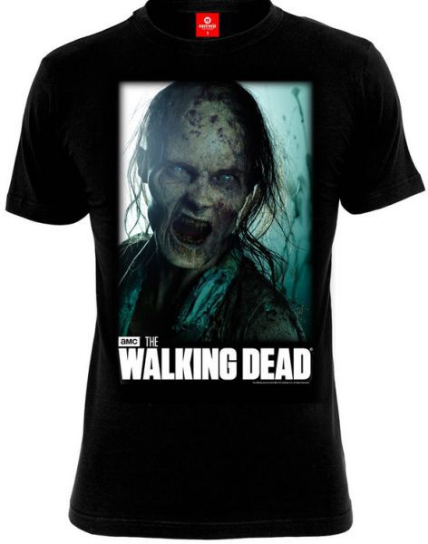 Cover WALKING DEAD, zombie (boy) black