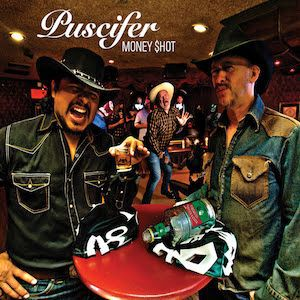 Cover PUSCIFER, money shot