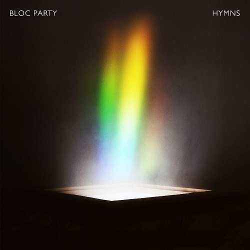 Cover BLOC PARTY, hymns