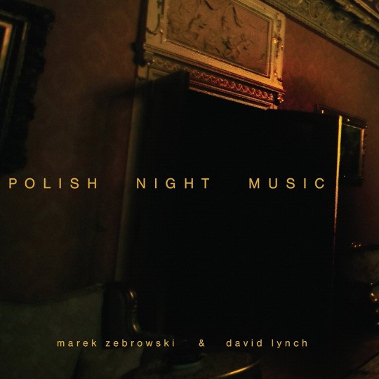 Cover DAVID LYNCH & MAREK ZEBROWSKI, polish night music