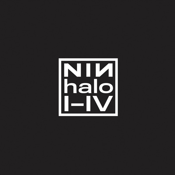 Cover NINE INCH NAILS, halo I-IV (black friday 2015)