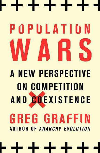 Cover GREG GRAFFIN, population wars