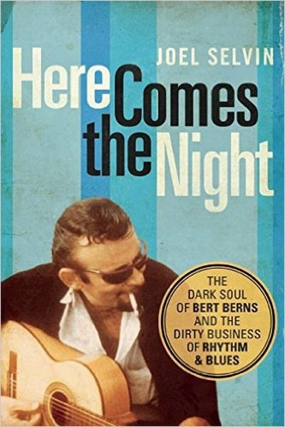 JOEL SELVIN, here comes the night cover
