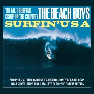 Cover BEACH BOYS, surfin´ usa