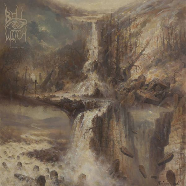 Cover BELL WITCH, four phantoms