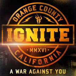 Cover IGNITE, a war against you