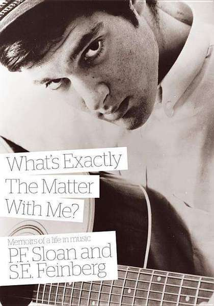 P.F.SLOAN/S.E.FEINBERG, what exactly is the matter with me? cover