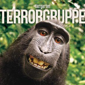 TERRORGRUPPE, tiergarten cover