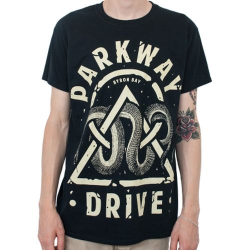 Cover PARKWAY DRIVE, snake (boy) black