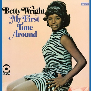 Cover BETTY WRIGHT, my first time around
