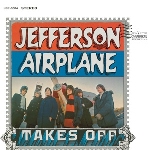 JEFFERSON AIRPLANE, takes off cover
