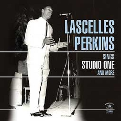 Cover LASCELLES PERKINS, sing studio one and more