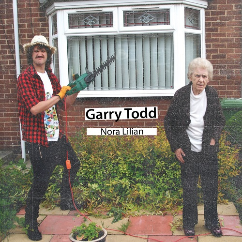 Cover GARRY TODD, nora lilian