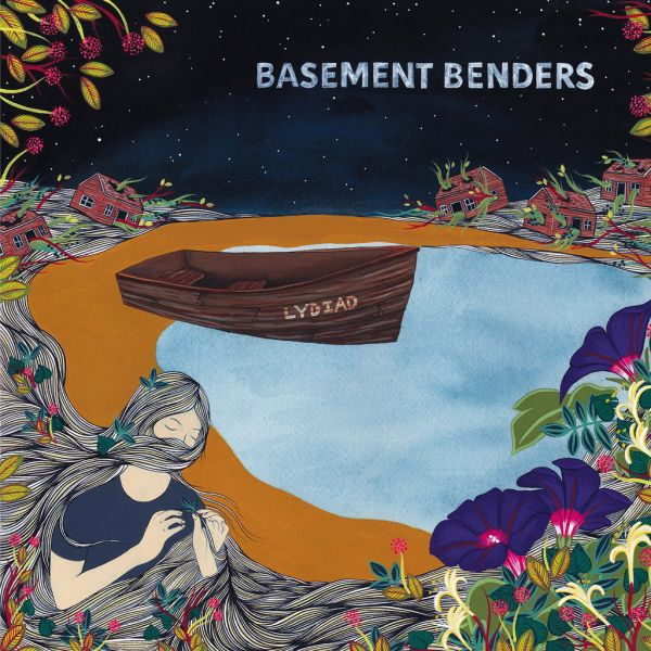 BASEMENT BENDERS, lydiad cover