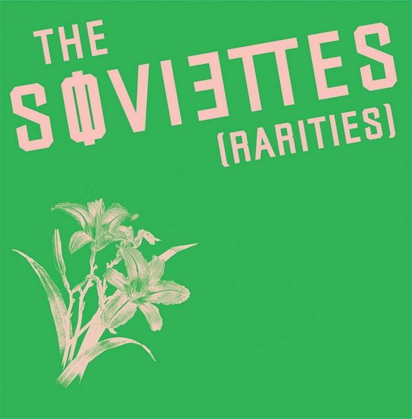 SOVIETTES, rarities cover